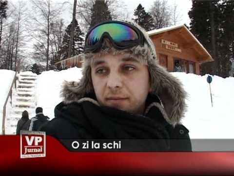 O zi la schi