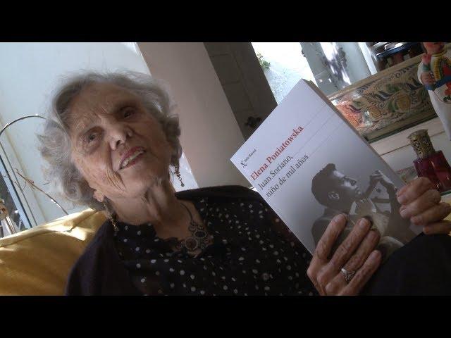 Juan Soriano era un duende de la pintura mexicana: Elena Poniatowska