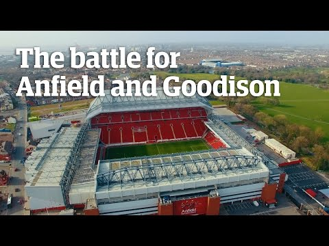 Liverpool And Everton Fans Face Fight For Soul Of Football In The City