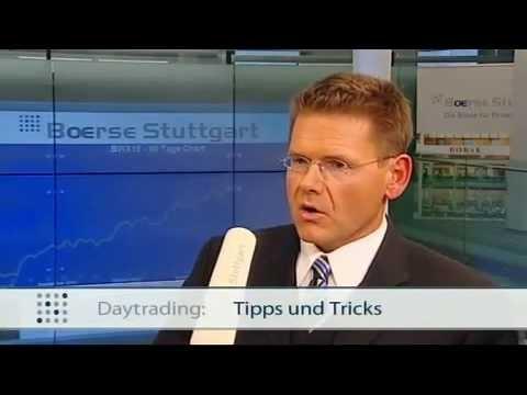 Daytrading lernen 2012 – Tipps & Tricks
