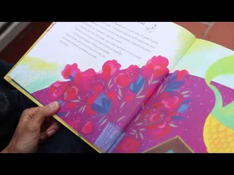 Booktrailer de 'Historias de Nasrudín', Halil Bárcena y Mariona Cabassa