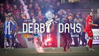 Welcome to Berlin Motherf*cker!   Derby Days Berlin   1. FC Union Berlin v Hertha BSC by KICK