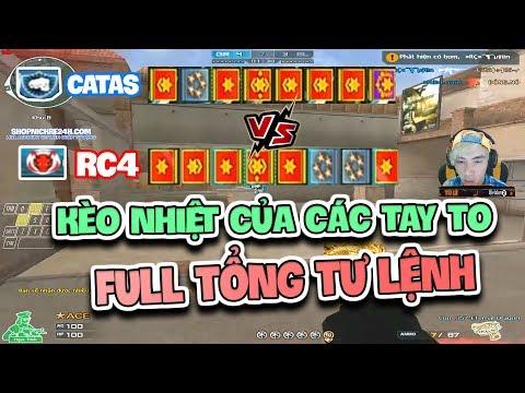 ►Trận đấu của Tổng tư lệnh Việt Nam - Catastrophe vs RoomC4 ✔ Tú Lê - Thời lượng: 13:23.