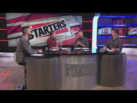 Preview - Get ready for the NBA season with NBA TV's the Starters in Part 4 of it's 72-question season preview presentation! http://thestarters.nba.com Watch weeknights at 6:30 p.m. ET on NBA TV. About...