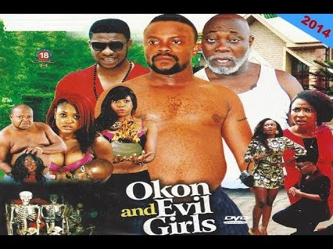 Okon And Evil Girls 1 - Latest Nigerian Movies