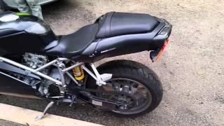 4. 2006 Ducati 749 Dark