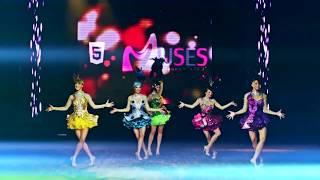 ШОУ балет 5 МУЗ - Show 5 Muses танцевальное шоу