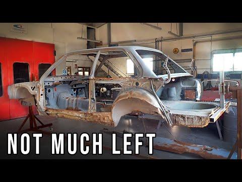 BMW E30 325i Sport Restoration - Serious Chassis Repair