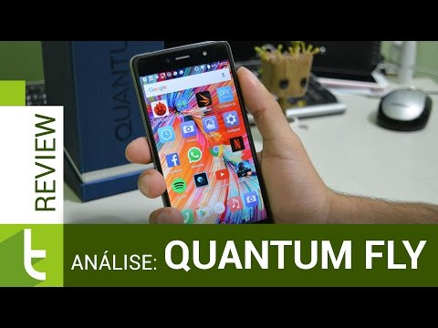 Análise: Quantum FLY  Review do TudoCelular.com