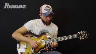 Messing around on the Ibanez 2017 AF155 AYS during the Dawsons Music demo, thought I'd share. Hope you like it, let me know in the comments and thanks for all you messages recently. It's been really uplifting to hear from you :-)