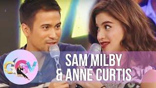 Video GGV: Has Sam Milby really moved on from Anne Curtis? MP3, 3GP, MP4, WEBM, AVI, FLV Oktober 2018