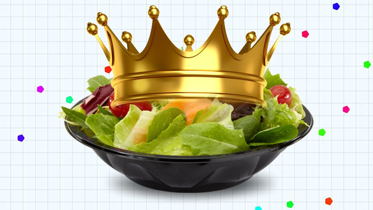THE SALAD KING RISES