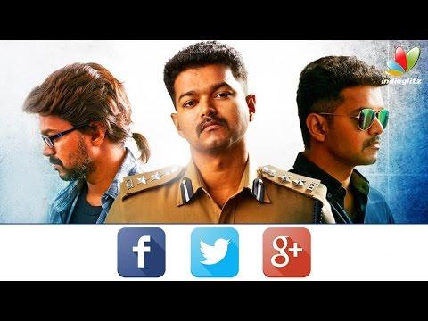 Theri - Social Media Audience Review | Vijay, Atlee, Samantha, Amy Jackson