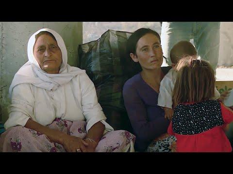 العراق: مأساة عائلة نازحة إلى الجبال الوعرة