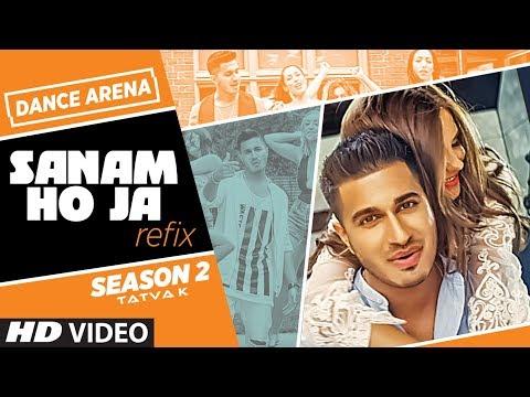 SANAM HO JA (Remix) | Arjun | TATVA K | Dance Aren
