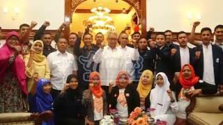 Video Pertemuan Gubernur Aceh dengan GeRAK membahas Pertambangan