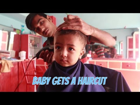 (AAROHAN GETS A HAIRCUT - Duration: 9 minutes, 29 seconds.)