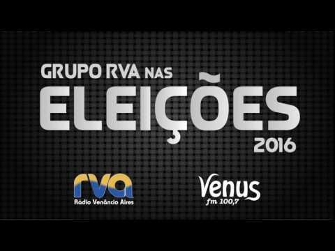 Debate eleições 2008 - Vale Verde - Rádio Venâncio Aires AM 910 - Venus FM 100.7