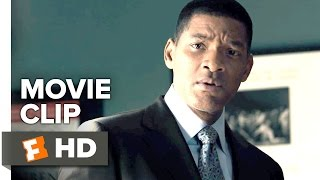 Concussion Movie CLIP - Football Owns Sunday (2015) - Will Smith, Albert Brooks Drama HD