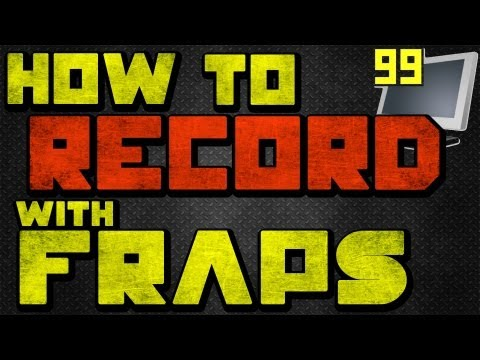 fraps - In this video I will be showing you how to use and record with a program called FRAPS. It can record games like Minecraft, Grand Theft Auto, Call of duty and...