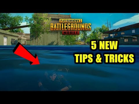 Pubg Mobile 5 New Tips And Tricks In Erangel | Secret Tips And Tricks Ever!