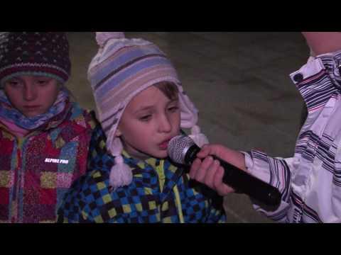 TVS: Kunovice - Lampionový průvod