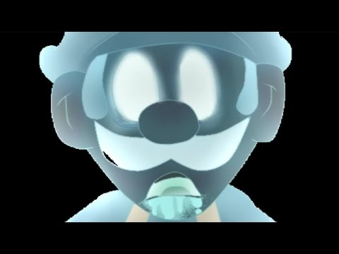 THE BEST MARIO EXE HORROR GAME? O_O -Super Mario Ghost