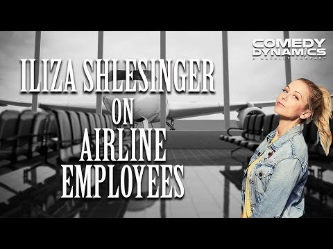 Iliza Shlesinger - Boarding Zones (Stand up Comedy)