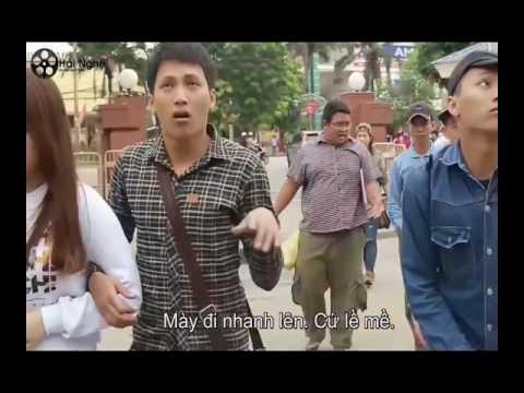 Hà Tĩnh - Lần đầu ra thành phố nhập học, cười ngất ♥