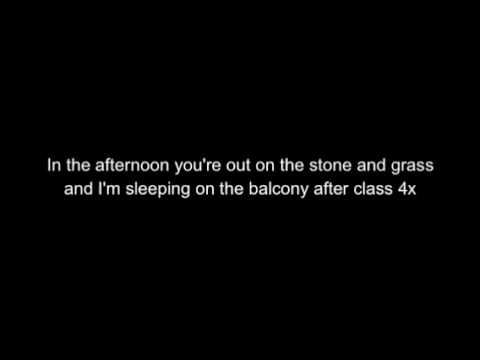 Campus - Vampire Weekend Lyrics