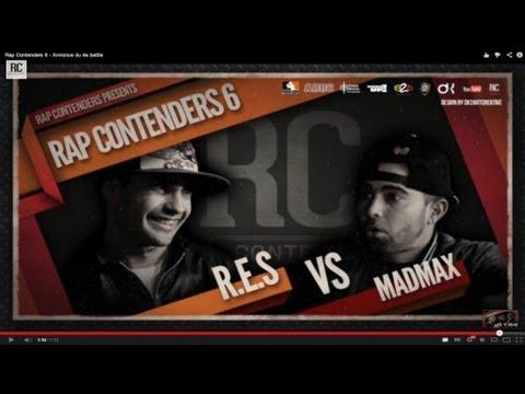 Res - Abonne-toi à la chaîne officielle des Rap Contenders ICI : http://bit.ly/1bTXGAO Cinquième battle de notre 6e édition. Un battle pour l'honneur: Res vs Madma...