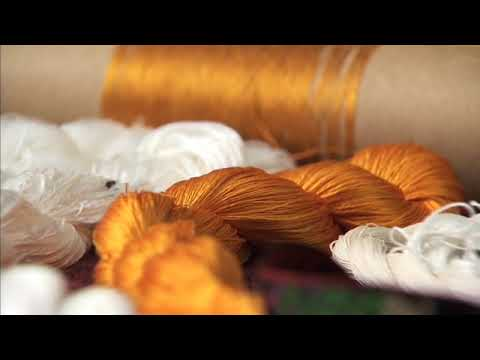 Still image from China: Making Silk