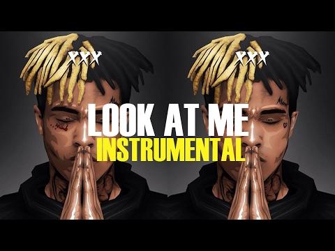 XXXTENTACION - Look At Me (Instrumental) (ReProd. BO Beatz)