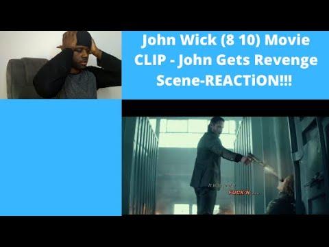 John Wick (8 10) Movie CLIP - John Gets Revenge (2014) HD-REACTION!!!!