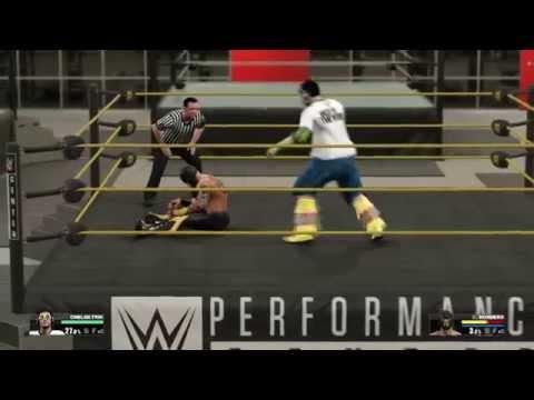 PC/WWE 2k15 - MyCareer - CmElektrik дебют #1