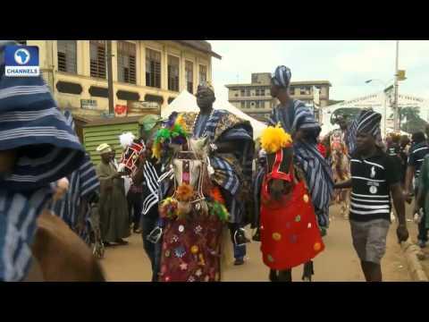 Community Report: The Rich Cultural Background Of Ijebu Ode (PT3) 1/10/15