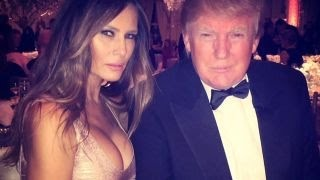 How Melania Trump met Donald Trump
