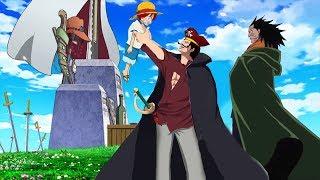 image of Die UNGLAUBLICHE One Piece THEORIE - ALLES passiert aus EINEM GRUND! :O