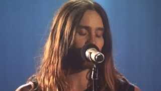 30 Seconds To Mars - Hurricane 2014-03-18 Saint Petersburg