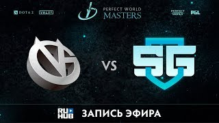 Vici Gaming vs SG-eSports, Perfect World Minor, game 2 [V1lat, GodHunt]