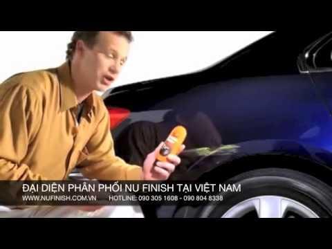 Xóa vết xước xe hơi (ô tô) Nu Finish Scratch Doctor / Scratch Remover