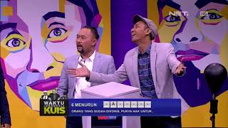 Video Jago Nikung Jawaban Akbar, Bedu Jadi Menang MP3, 3GP, MP4, WEBM, AVI, FLV Januari 2019