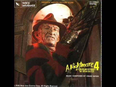 Craig Safan - A Nightmare On Elm Street 4: The Dream Master Soundtrack