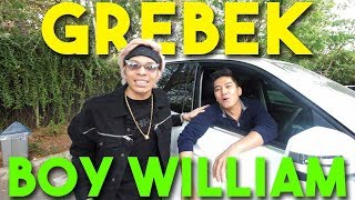 Download Video GREBEK NEBENG BOY William.. Ternyata Ini Isinya.. MP3 3GP MP4