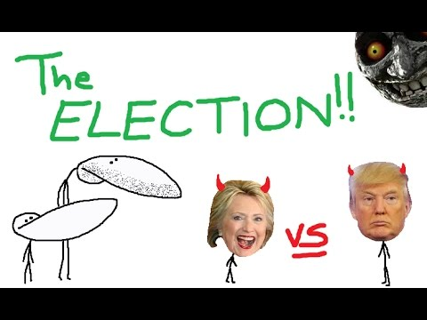 THE PRESIDENTIAL ELECTIONS - Everything You Need To Know Before You Vote