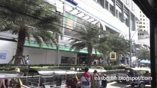 Platinum Fashion Mall  And Pantip IT Mall Pratunam Bangkok Thailand