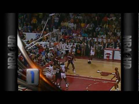 1992 - Watch the Top 10 plays from Michael Jordan`s 1992 Finals MVP campaign. Visit http://www.nba.com/video for more highlights.