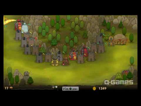 echadesi - PixelJunk Monsters: Medium 2 (Smile) Part 2/2. Inspired by this guy's game play - http://www.youtube.com/watch?v=9-QQorH7FX8.