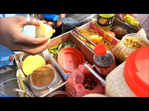 (Spicy Chatpat Masala Street Food - Food Nepal - Duration: 2 minutes, 51 seconds.)