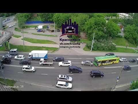 Маерчака 19.06.2018 ЧП КРАСНОЯРСК - DomaVideo.Ru